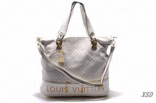 Sac Louis Vuitton Bleu Marine